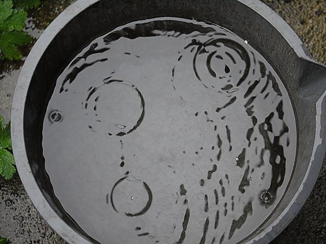 Drops in a Bucket